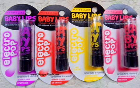 Maybelline Baby Lips Electro Pops 06