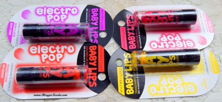 Maybelline Baby Lips Electro Pops 07