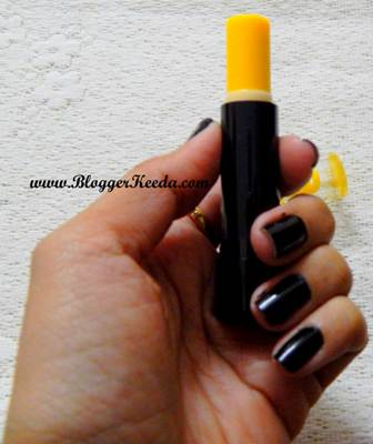 Maybelline Baby Lips Electro Pop review of Fierce N Tangy - 07
