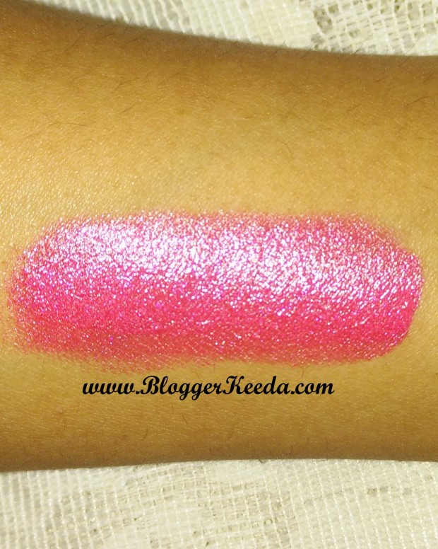Maybelline Color Show Lipstick Shade 115 Bling Pink Review 08