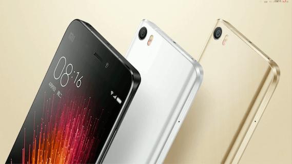 Xiaomi Mi5 11