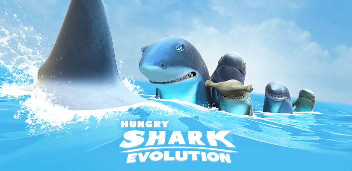 Hungry Shark Evolution 1