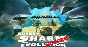 Hungry Shark Evolution 2
