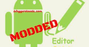 APK Editor PRO MOD APK FULL 1123