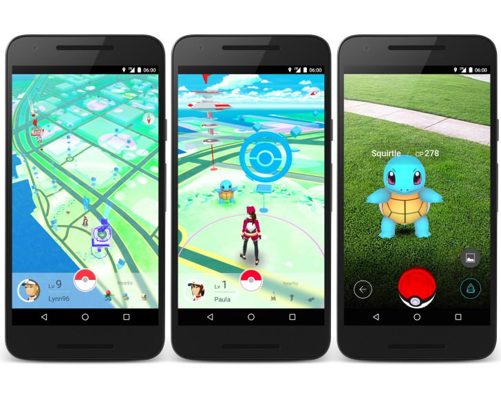 Pokemon Go Mod APK For Android 12