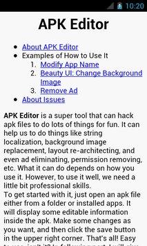 APK Editor PRO MOD APK FULL 112